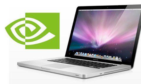 Apple usaría una tarjeta NVIDIA en su nueva MacBook Pro