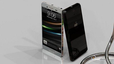 Así podría verse el iPhone 5