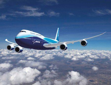 Boeing 747-8, la nueva generación de aviones