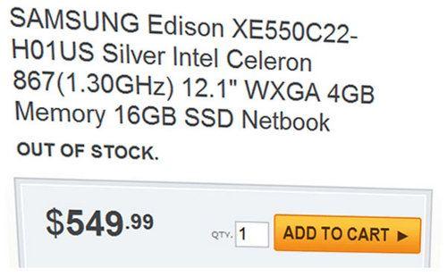 Filtrada una nueva Samsung Chromebook