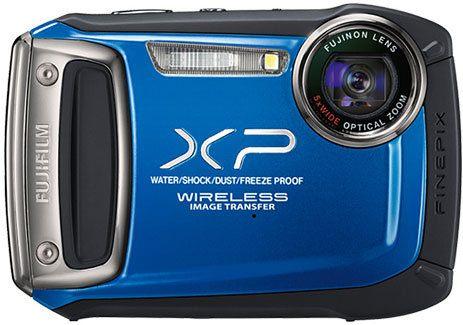 Fujifilm FinePix XP170, nueva cámara de alta resistencia y sumergible, ideal para fotógrafos extremos