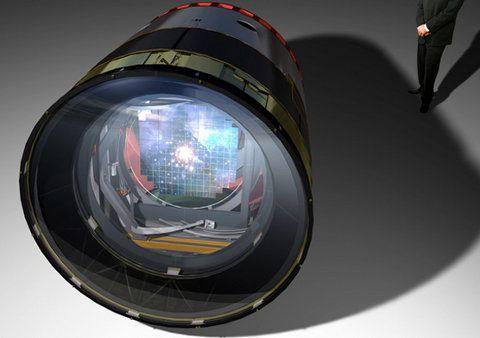 Large Synoptic Survey Telescope, la cámara más grande del mundo