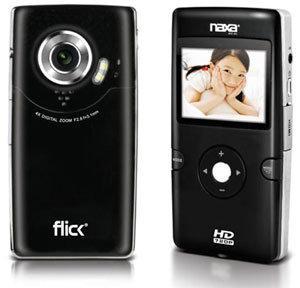 Naxa Flick, nueva mini-videocámara HD