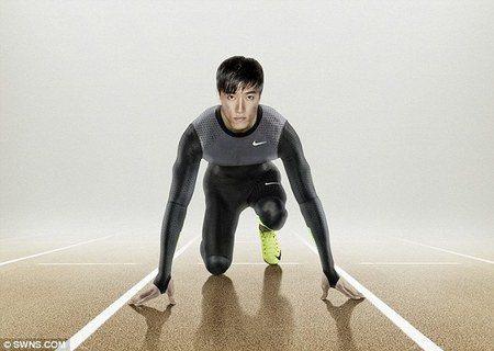 Nike presenta TurboSpeed Suit, un traje para corredores que mejora su tiempo por vuelta en 0,23 segundos