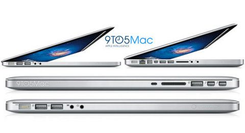 Nuevas y delgadas MacBook Pro tendrán un puerto USB 3.0 y una pantalla extraordinaria