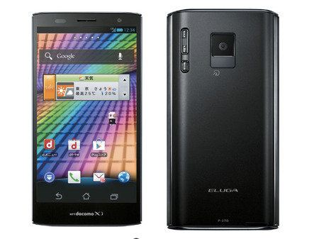 Panasonic Eluga P-07D, la versión japonesa del Galaxy Note