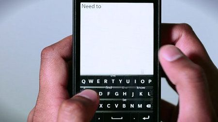 RIM presenta BlackBerry 10