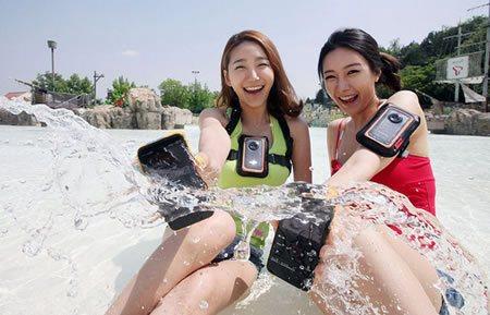 Samsung QF20 y W300, nuevas videocámaras para distintos tipos de usuarios