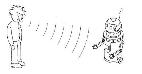 Samsung registra patente para robots con reconocimiento de voz
