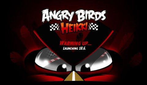 Se viene Angry Birds Heikki