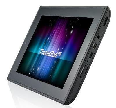 ThecusPAD, un tablet Android con dos poderosas cámaras