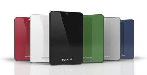 Toshiba Canvio 3.0, nuevo disco duro portátil de 1,5TB