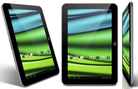 Toshiba Excite 10 LE, el tablet de 10 pulgadas más delgado del mundo