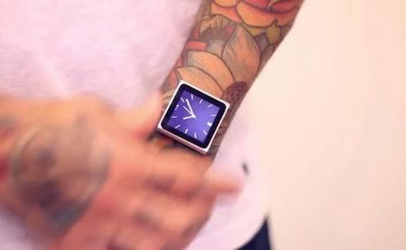 Un hombre ha implantado un iPod en su brazo por sí mismo