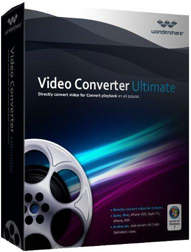 Video Converter Ultimate de Wondershare