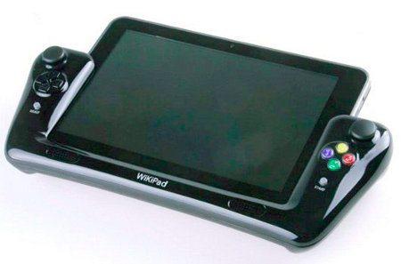 Wikipad muestra su nuevo tablet Android 4.0 para gamers con control incorporado