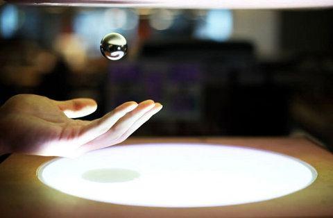 ZeroN, la fenomenal esfera anti-gravedad