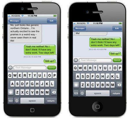 iPhone podría tener pantalla de 4 pulgadas con resolución de 1136x640 y iOS 6