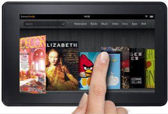 Amazon bajaría el precio del Kindle Fire a 150 dólares