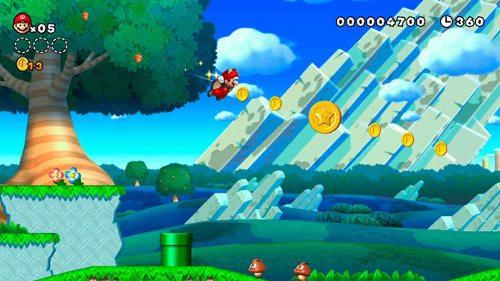 Anunciado New Super Mario Bros U