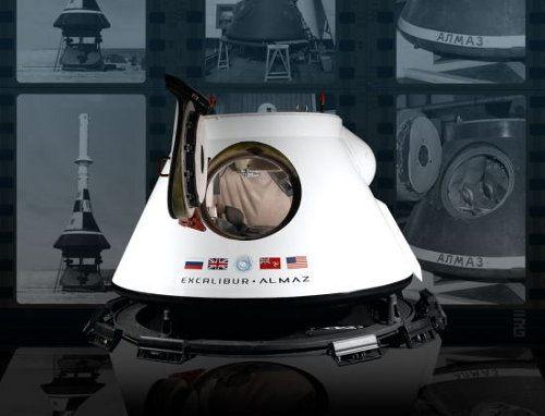 En tres años podrá viajar a la Luna por solamente 155 millones