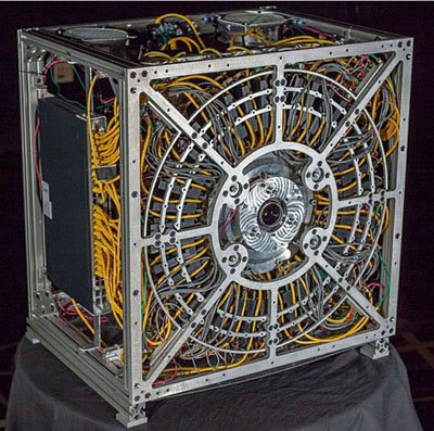 Es desarrollado el prototipo de una cámara de 50.000 megapíxeles