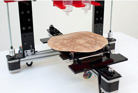 Este robot prepara todos los burritos que tú quieras