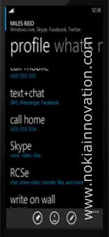 Filtrados los primeros screenshot de Windows Phone 8 Apollo3