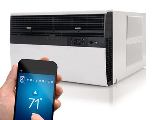 Friedrich Kuhl, un aire acondicionado que podemos controlar con nuestro iPhone