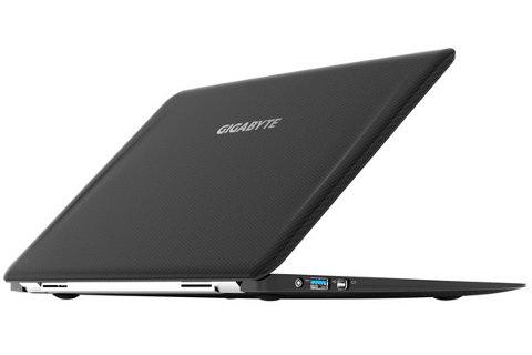 Gigabyte X11, la ultrabook más delgada y liviana del mundo