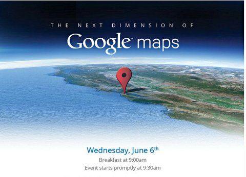 Google Maps y su nuevo evento del 6 de junio