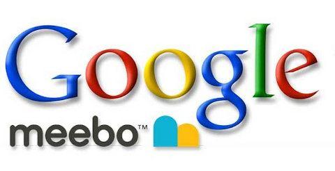 Google adquiere Meebo y da de baja la mayoría de sus servicios