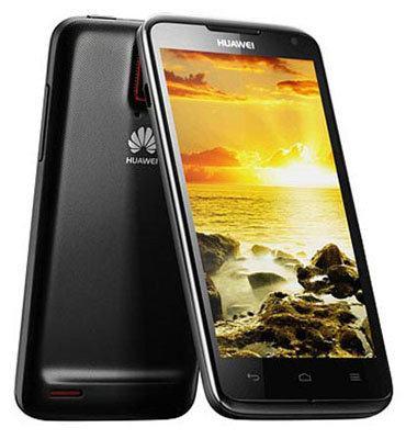Huawei Ascend D Quad, otro smartphone de cuatro núcleos