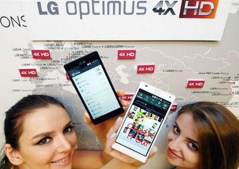 LG Optimus 4X HD P880 ya está a la venta en Europa