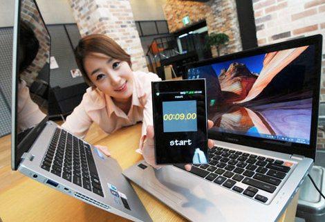 LG X Note Z350 y Z450, nuevas ultrabooks de 13,3 y 14 pulgadas