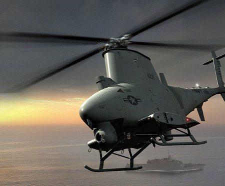La marina estadounidense usará Linux en sus drones