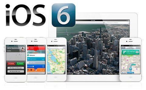 Lo mejor de iOS 6