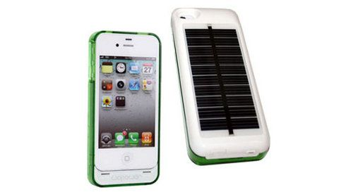 Monster Watts, nueva carcasa solar para el iPhone