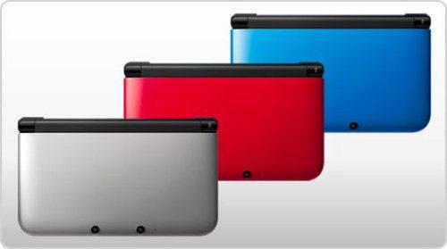 Nintendo 3DS XL anunciada para Europa