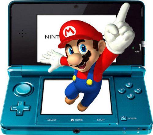 Nintendo ya está trabajando en el sucesor de la 3DS