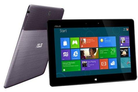 Nuevo ASUS Tablet 600 con Windows RT y procesador quad-core
