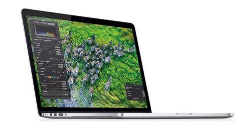 Presentada la nueva Macbook Pro con pantalla Retina
