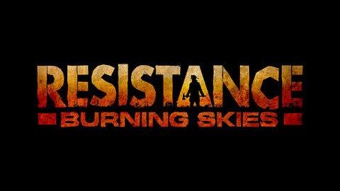 Resistance Burning Skies, trailer de lanzamiento