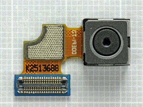 Samsung Galaxy S3 y iPhone 4S tienen sensores de cámara similares