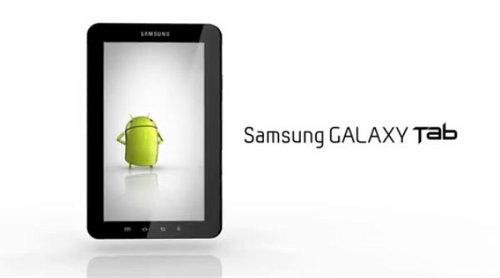 Samsung Galaxy Tabs reciben Android 4.0 en julio