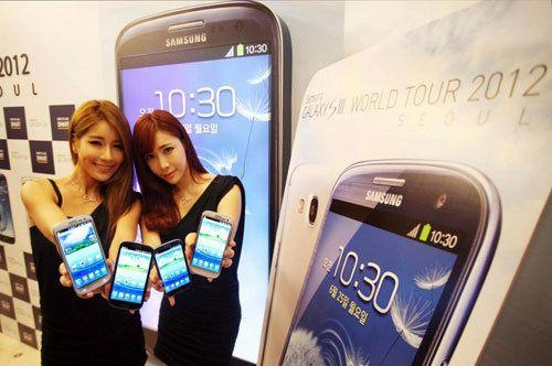 Samsung espera que el Galaxy S3 llegue a los 10 millones de unidades vendidas en julio