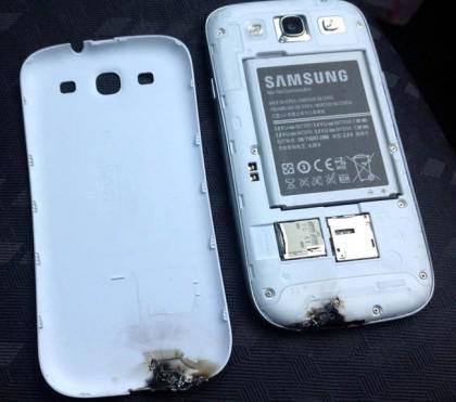 Samsung y los problemas de calor del Galaxy S3
