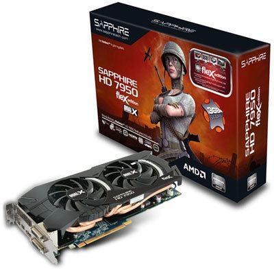 Sapphire Radeon HD 7950, nueva tarjeta gráfica de gama alta