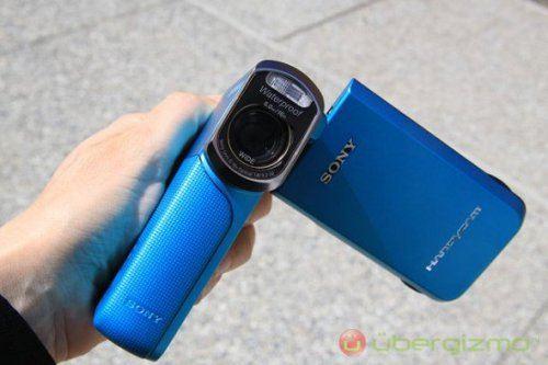 Sony HDR-GW77V, nueva videocámara Full HD y muy resistente