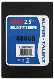 Super Talent TeraNova, nueva línea de disco SSD SATA III